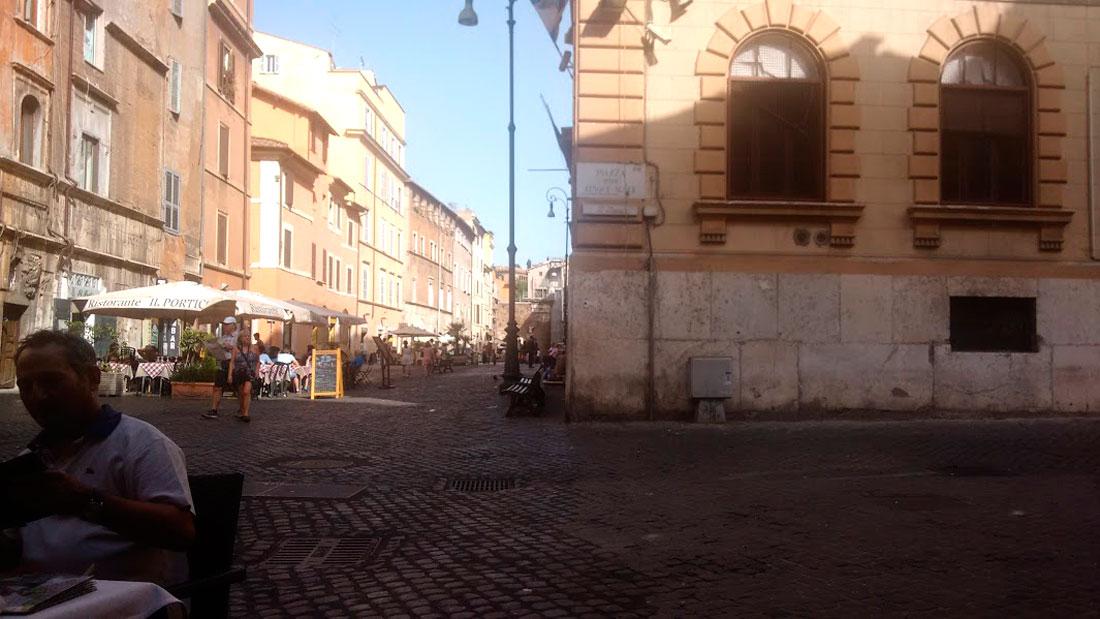 Piazza delle Cinque Sole