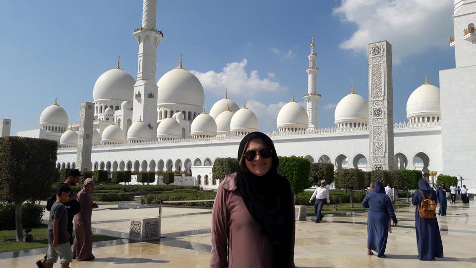 Mesquita Abu Dhabi Passeios E Roteiros